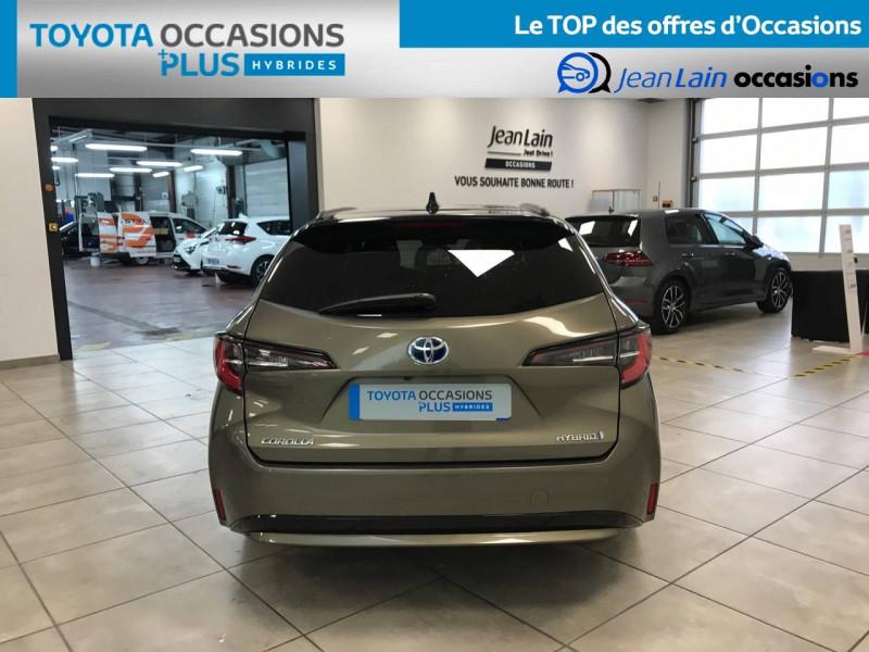 Toyota Corolla Corolla Touring Sports Hybride 122h Design 5p Marron occasion à Voiron - photo n°6