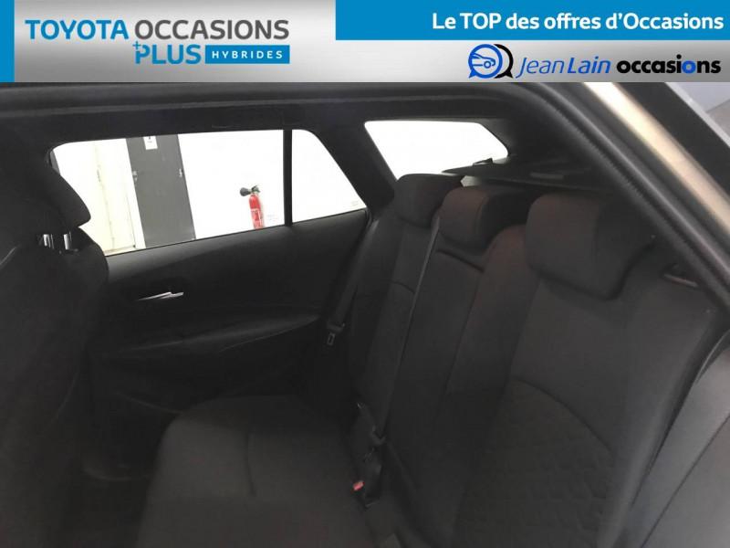 Toyota Corolla Corolla Touring Sports Hybride 122h Design 5p Marron occasion à Voiron - photo n°15
