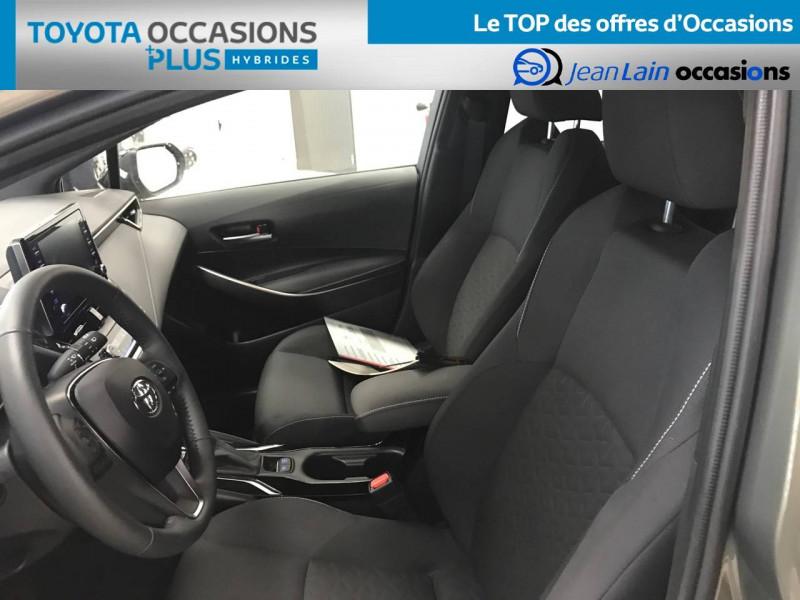 Toyota Corolla Corolla Touring Sports Hybride 122h Design 5p Marron occasion à Voiron - photo n°11