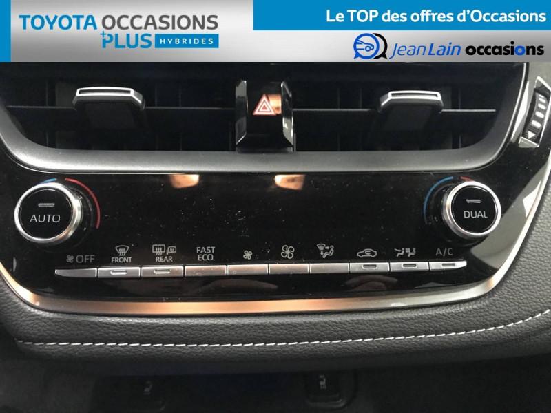Toyota Corolla Corolla Touring Sports Hybride 122h Design 5p Marron occasion à Voiron - photo n°13