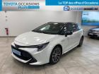 Toyota Corolla Corolla Touring Sports Hybride 122h Design 5p Blanc 2019 - annonce de voiture en vente sur Auto Sélection.com