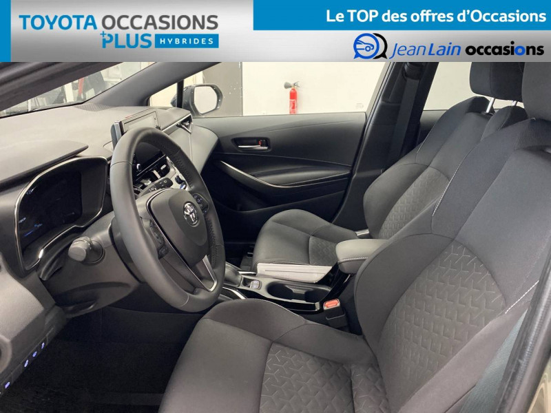 Toyota Corolla Corolla Touring Sports Hybride 122h Design 5p Vert occasion à Seyssinet-Pariset - photo n°11