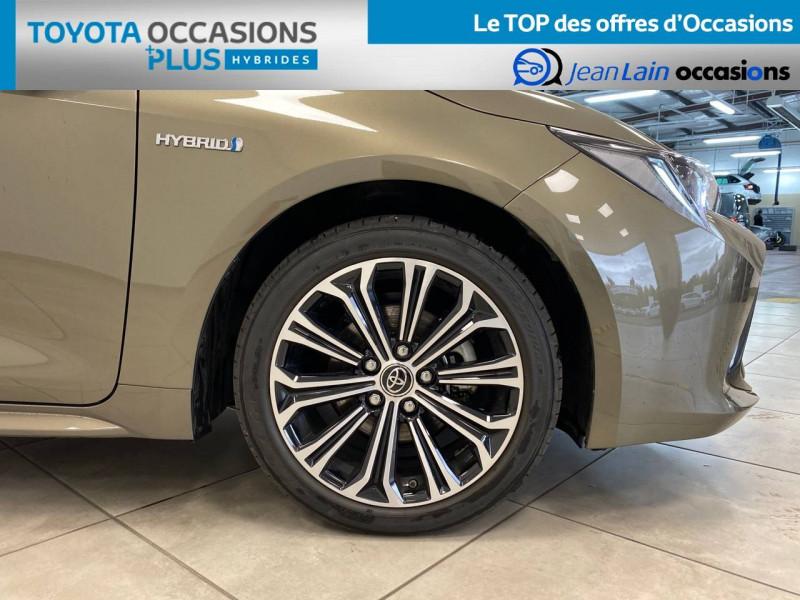 Toyota Corolla Corolla Touring Sports Hybride 122h Design 5p Vert occasion à Seyssinet-Pariset - photo n°9