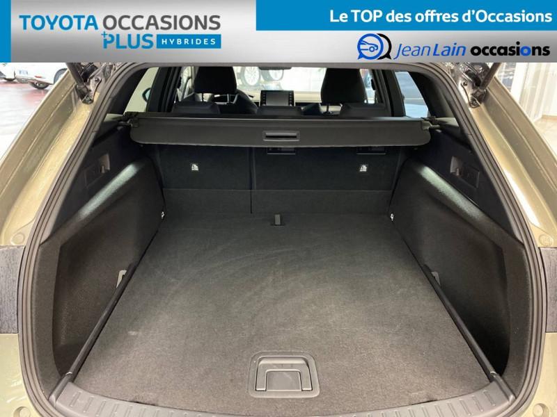 Toyota Corolla Corolla Touring Sports Hybride 122h Design 5p Vert occasion à Seyssinet-Pariset - photo n°10
