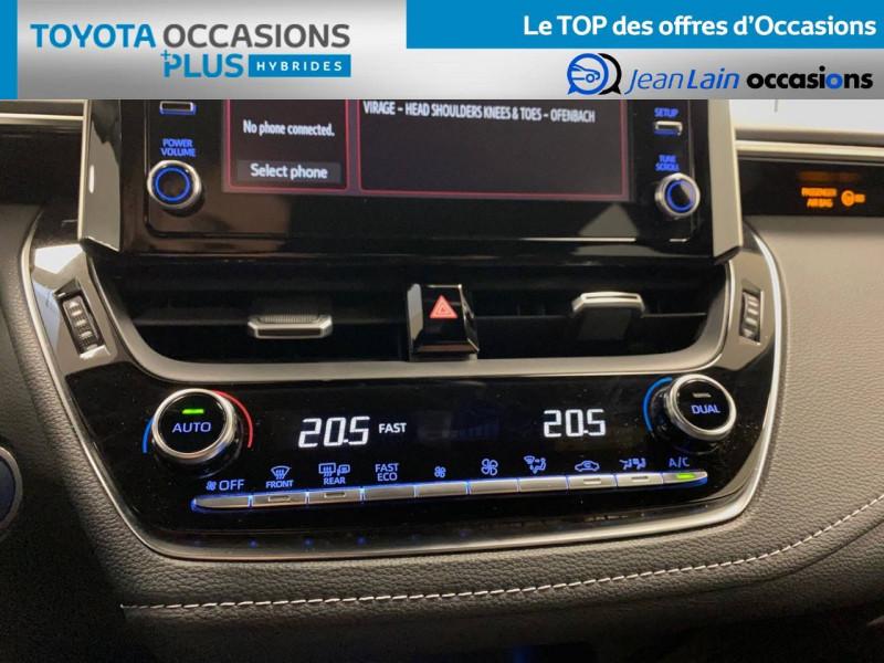Toyota Corolla Corolla Touring Sports Hybride 122h Design 5p Vert occasion à Seyssinet-Pariset - photo n°14