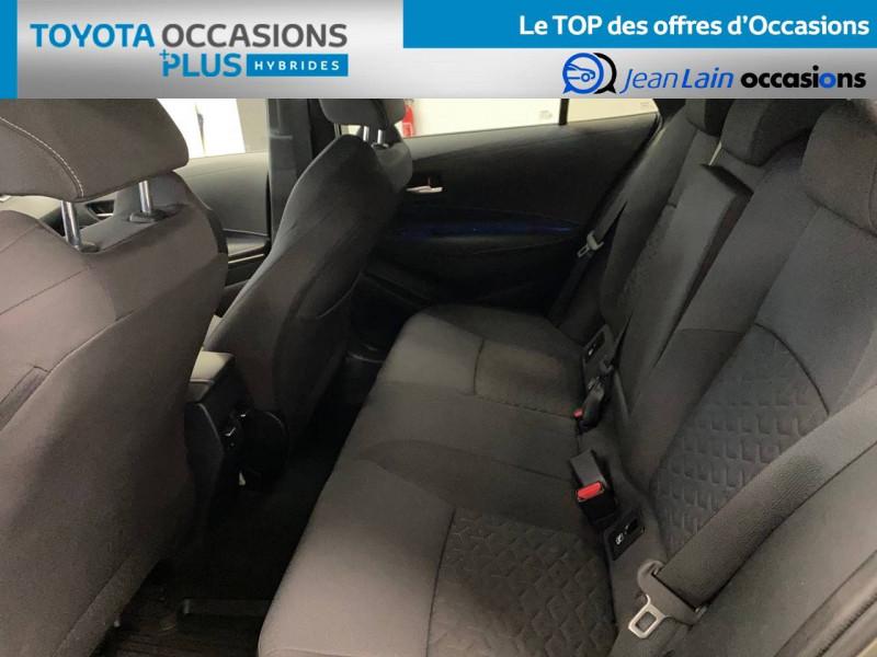 Toyota Corolla Corolla Touring Sports Hybride 122h Design 5p Vert occasion à Seyssinet-Pariset - photo n°17