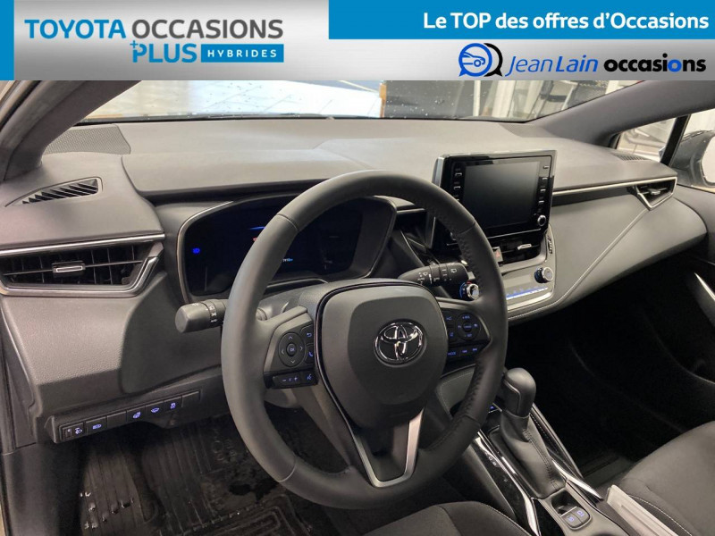 Toyota Corolla Corolla Touring Sports Hybride 122h Design 5p Vert occasion à Seyssinet-Pariset - photo n°18