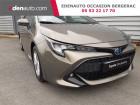 Toyota Corolla HYBRIDE 122h Dynamic Gris à Saint-Laurent-des-Vignes 24