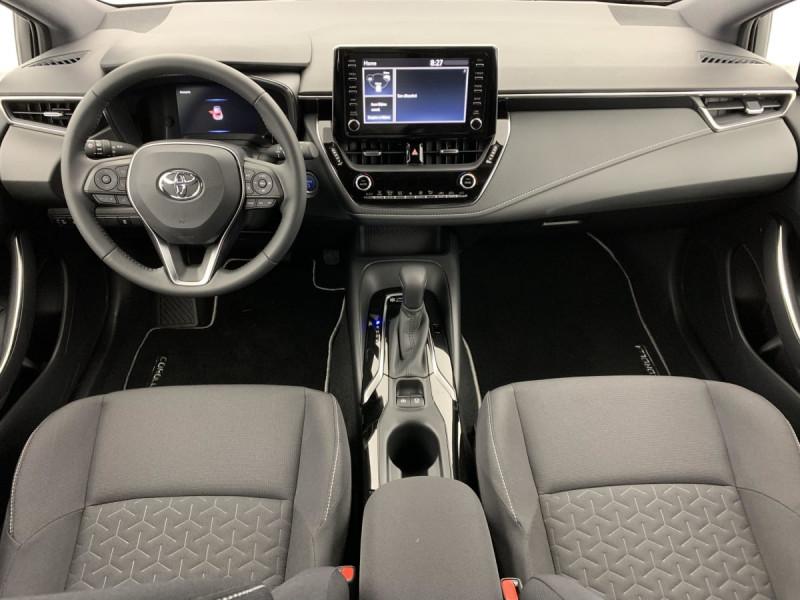 Toyota Corolla HYBRIDE 122H DYNAMIC Gris occasion à SAINT-GREGOIRE - photo n°10