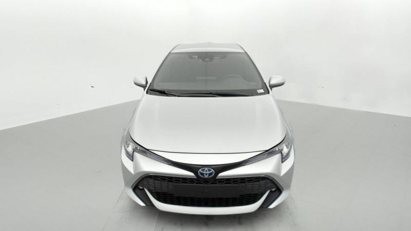 Toyota Corolla HYBRIDE 122H DYNAMIC Gris occasion à SAINT-GREGOIRE - photo n°2