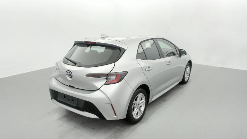 Toyota Corolla HYBRIDE 122H DYNAMIC Gris occasion à SAINT-GREGOIRE - photo n°6