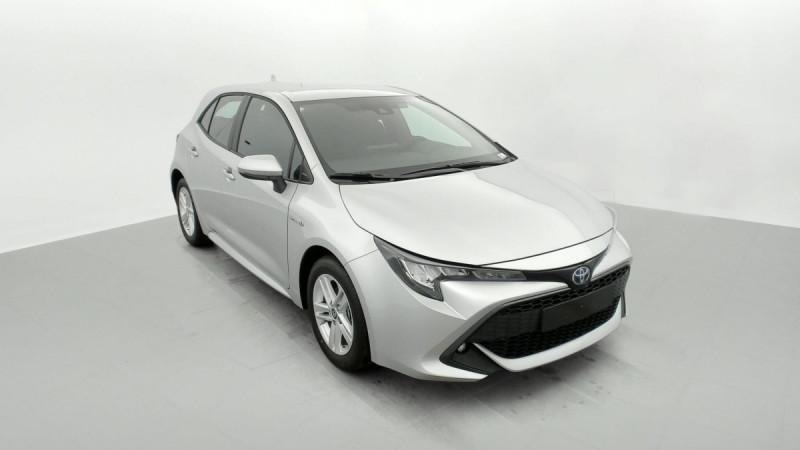 Toyota Corolla HYBRIDE 122H DYNAMIC Gris occasion à SAINT-GREGOIRE