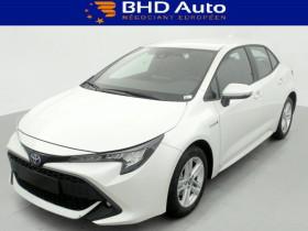 Toyota Corolla Blanc, garage BHD AUTO à Biganos