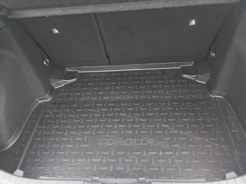 Toyota Corolla PRO HYBRIDE 122h Dynamic Gris occasion à VANNES - photo n°6