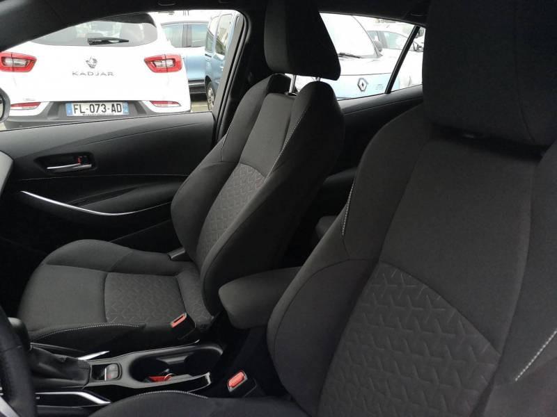 Toyota Corolla PRO HYBRIDE 122h Dynamic Gris occasion à VANNES - photo n°12