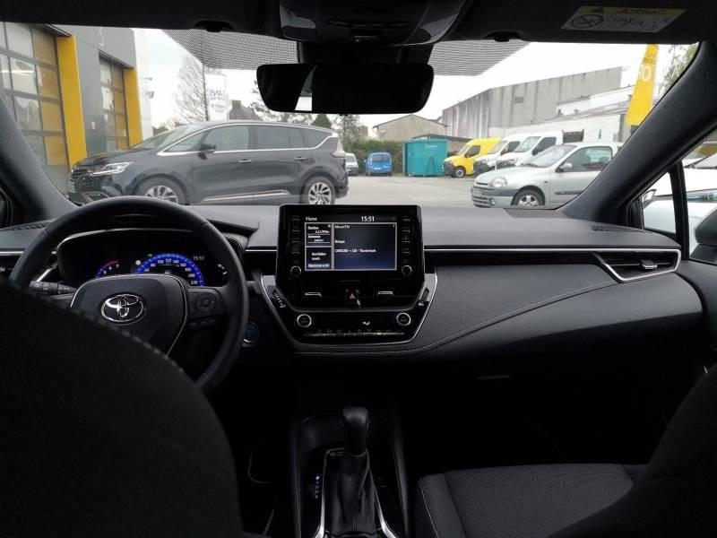 Toyota Corolla PRO HYBRIDE 122h Dynamic Gris occasion à VANNES - photo n°4