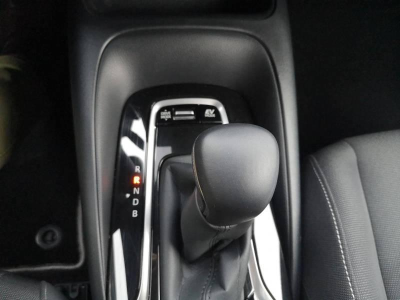 Toyota Corolla PRO HYBRIDE 122h Dynamic Gris occasion à VANNES - photo n°9