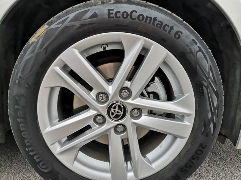 Toyota Corolla PRO HYBRIDE 122h Dynamic Gris occasion à VANNES - photo n°7
