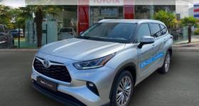 Toyota Highlander Gris, garage TOYS MOTORS DIEPPE à Dieppe