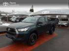 Toyota Hilux 2.4 D-4D X-Tra Cabine LeCap 4WD MC20 Vert à LANESTER 56