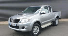 Toyota Hilux 3 iii tra cabine 4 wd 4d 144 lege Gris 2015 - annonce de voiture en vente sur Auto Sélection.com