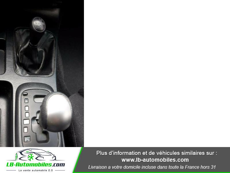 Toyota Hilux D-4D Double Cab 171 4WD BVA Argent occasion à Beaupuy - photo n°5