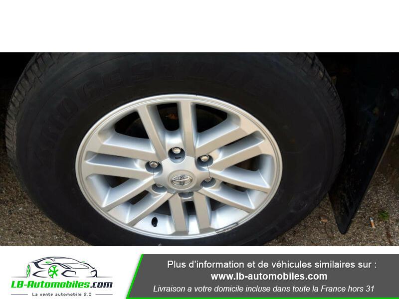 Toyota Hilux D-4D Double Cab 171 4WD BVA Argent occasion à Beaupuy - photo n°8