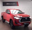 Toyota Hilux HILUX X-TRA CAB 4WD 2.4L 150 D-4D LEGENDE 2p Rouge à PERIGUEUX 24