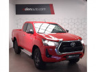 Toyota Hilux X-TRA CABINE MC20 CAB 4WD 2.4L 150 D-4D LEGENDE Rouge à PERIGUEUX 24