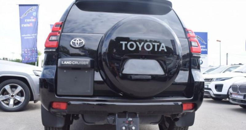 Toyota Land Cruiser 177 D-4D LEGENDE BVA 3P RC18 tva récupérable Noir occasion à VENDARGUES - photo n°5