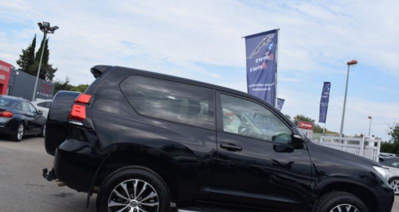 Toyota Land Cruiser 177 D-4D LEGENDE BVA 3P RC18 tva récupérable Noir occasion à VENDARGUES - photo n°6