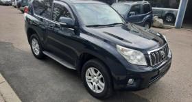 Toyota Land Cruiser occasion à ST BONNET LE FROID