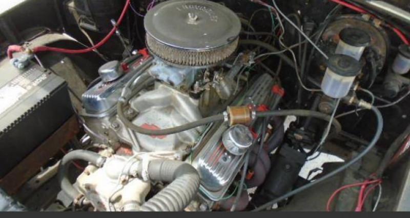 Toyota Land Cruiser V8 1972 prix tout compris Vert occasion à PONTAULT COMBAULT - photo n°3