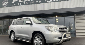 Toyota Land Cruiser occasion à MONISTROL SUR LOIRE