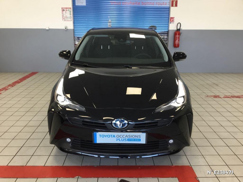 Toyota Prius 122h Dynamic MC19 Noir occasion à Saint-Quentin - photo n°2
