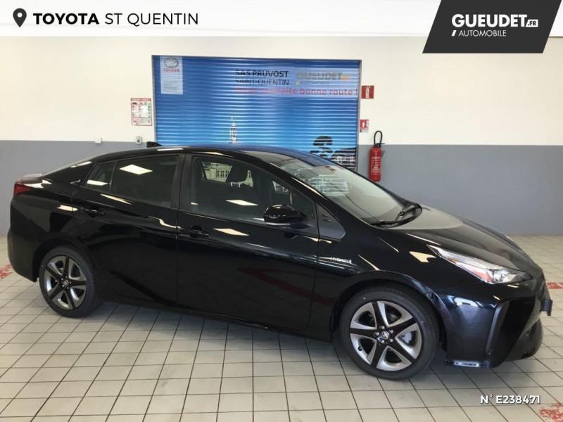 Toyota Prius 122h Dynamic MC19 Noir occasion à Saint-Quentin