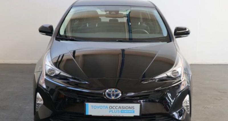 Toyota Prius 122h Dynamic Pack Premium RC18 Noir occasion à Saintes - photo n°7