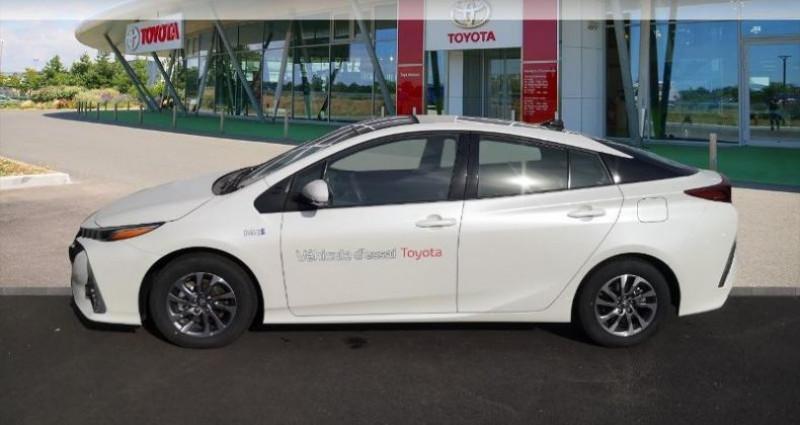Toyota Prius 122h Solar MC19 Blanc occasion à Hoenheim - photo n°3