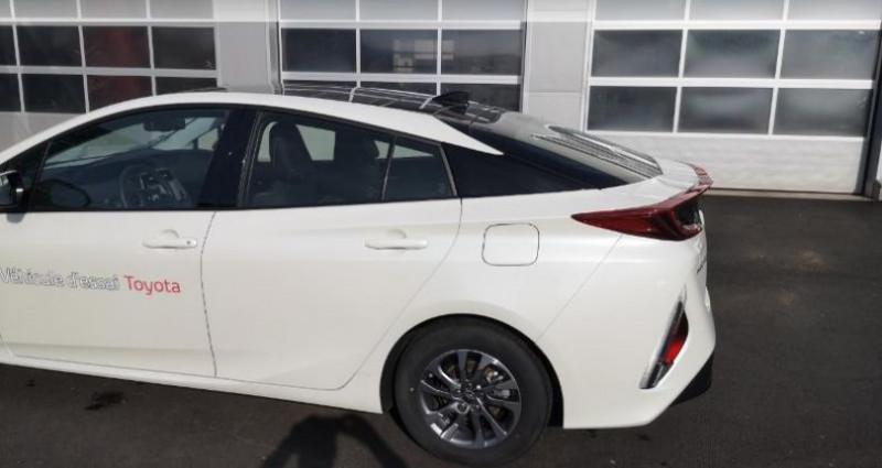 Toyota Prius 122h Solar MC19 Blanc occasion à Hoenheim - photo n°2
