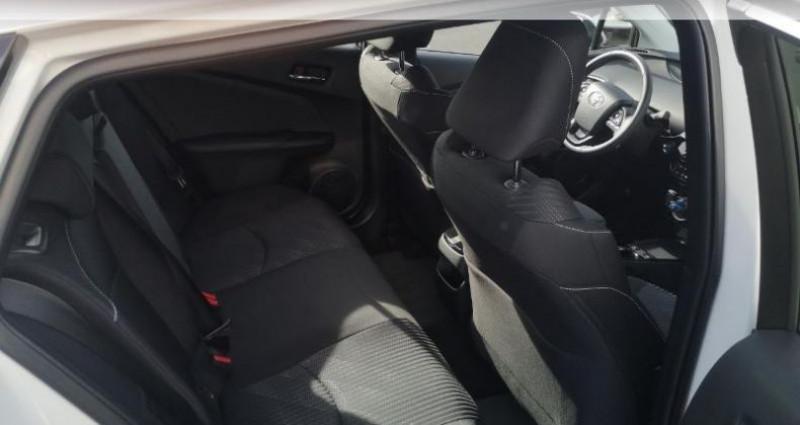 Toyota Prius 122h Solar MC19 Blanc occasion à Hoenheim - photo n°5