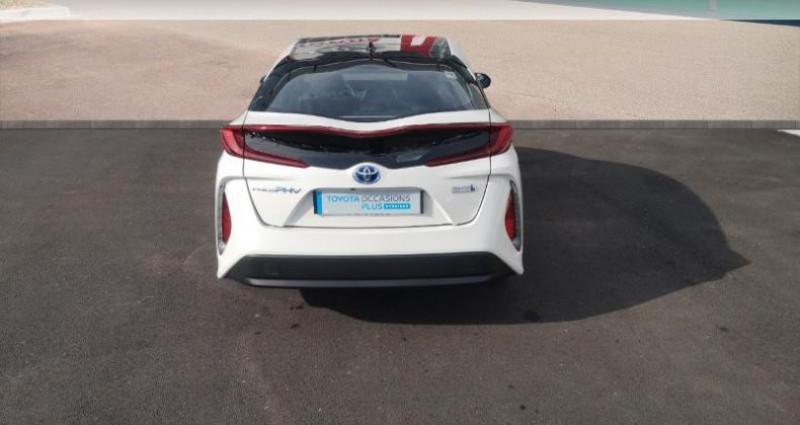 Toyota Prius 122h Solar MC19 Blanc occasion à Hoenheim - photo n°4
