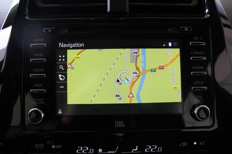 Toyota Prius Prius Hybride Dynamic Pack Premium 5p Gris occasion à Montauban - photo n°14