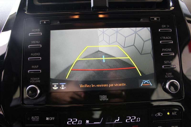Toyota Prius Prius Hybride Dynamic Pack Premium 5p Gris occasion à Montauban - photo n°19