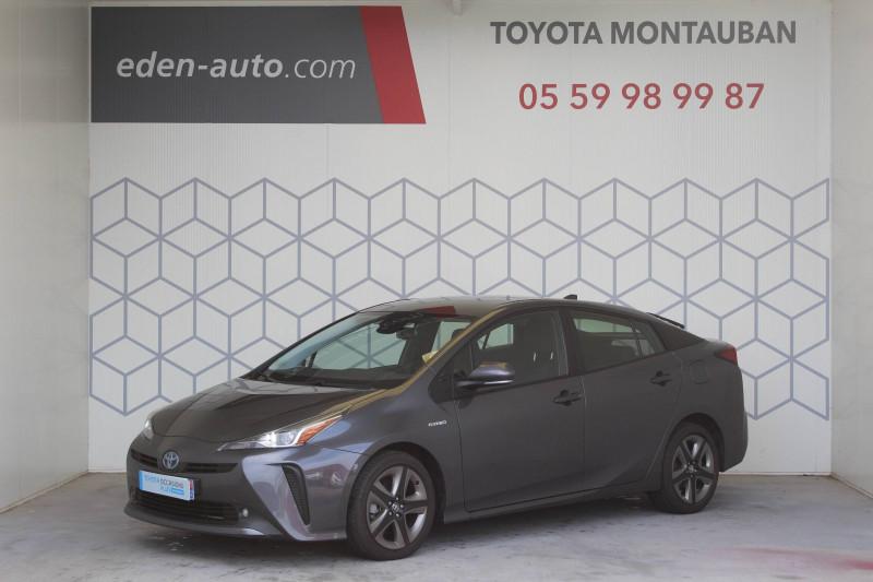 Toyota Prius Prius Hybride Dynamic Pack Premium 5p Gris occasion à Montauban
