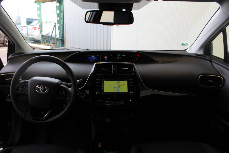 Toyota Prius Prius Hybride Dynamic Pack Premium 5p Gris occasion à Montauban - photo n°20