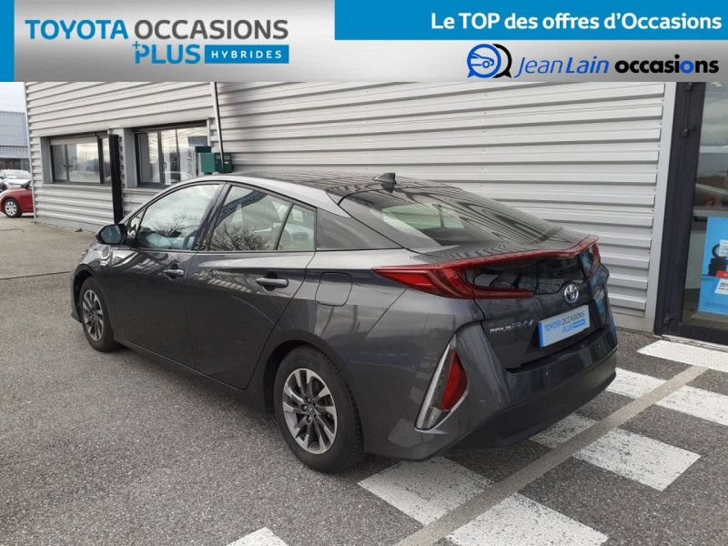 Toyota Prius Prius Hybride Rechargeable Solar 5p Gris occasion à Valence - photo n°7