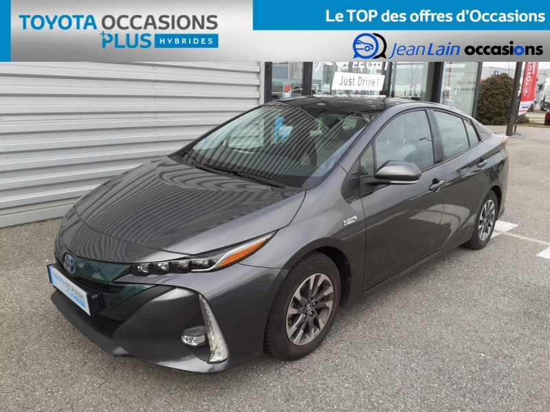 Toyota Prius Prius Hybride Rechargeable Solar 5p Gris occasion à Valence