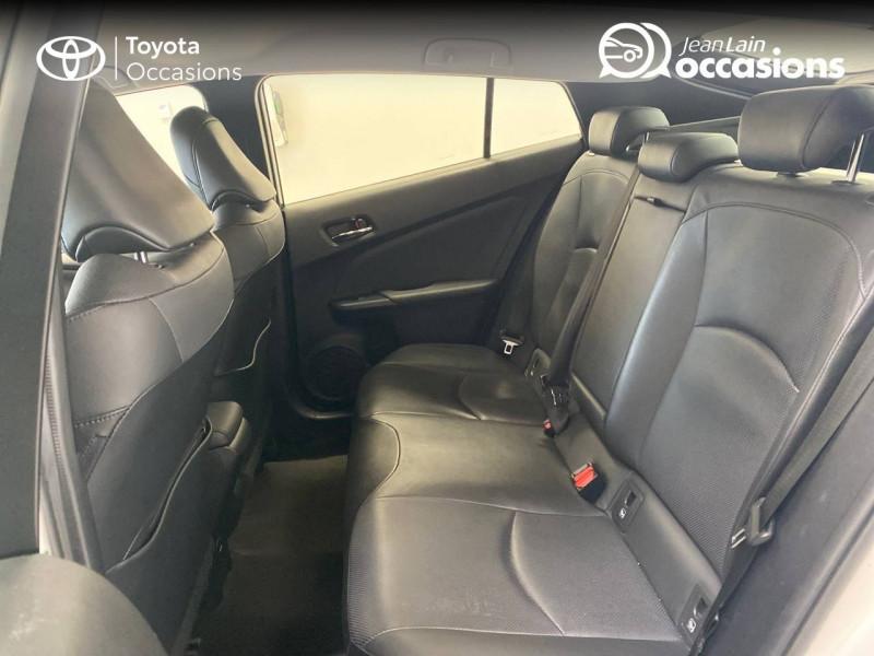 Toyota Prius Prius Pro Lounge 5p Blanc occasion à Seyssinet-Pariset - photo n°17