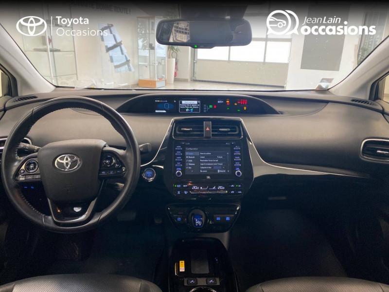 Toyota Prius Prius Pro Lounge 5p Blanc occasion à Seyssinet-Pariset - photo n°18