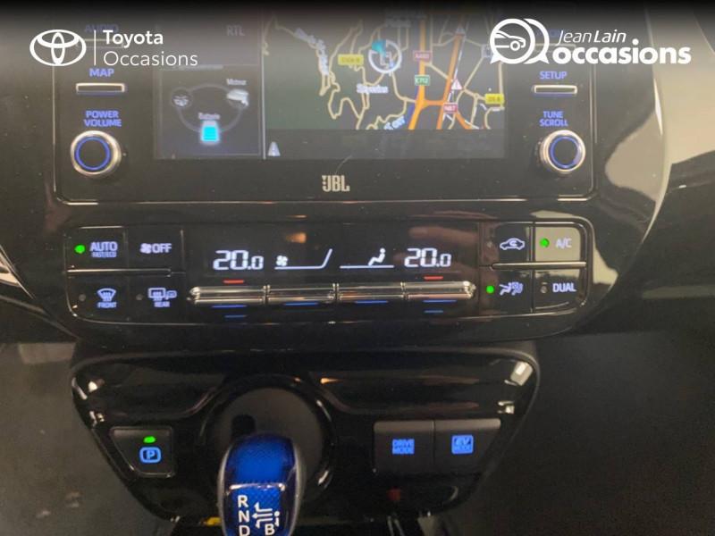 Toyota Prius Prius Pro Lounge 5p Blanc occasion à Seyssinet-Pariset - photo n°14